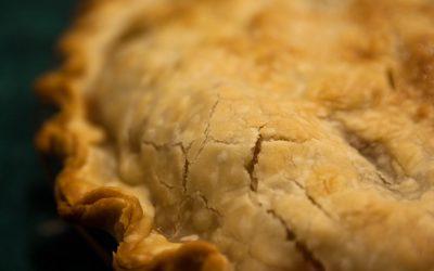 Porky Down's Hearty Lamb & Rosemary Pie
